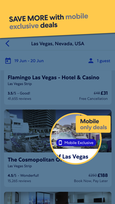 How to cancel & delete Expedia: Hotels, Flights & Car 3