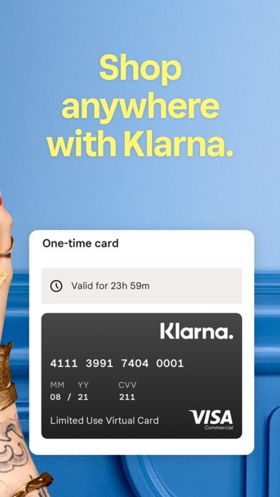 Klarna | Shop now. Pay later. iphone screenshot 4