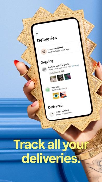 Klarna | Shop now. Pay later. iphone screenshot 3