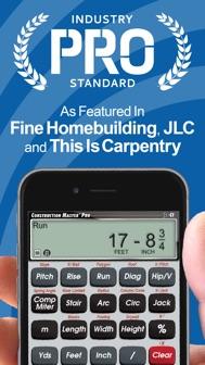 Construction Master Pro Calc iphone screenshot 3
