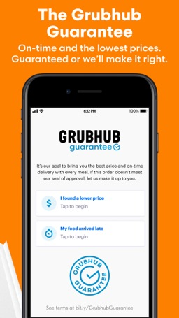 How to cancel & delete Grubhub: Local Food Delivery 0