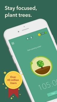 Forest - Your Focus Motivation iphone screenshot 1
