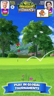 Golf Clash iphone screenshot 4