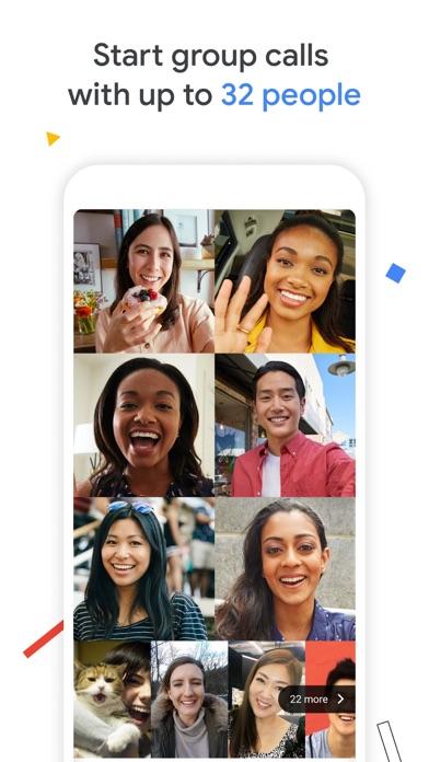 Google Duo iphone screenshot 2