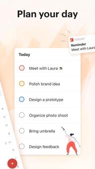 Todoist: To-Do List & Tasks iphone screenshot 2