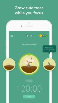 Forest - Your Focus Motivation iphone screenshot 3