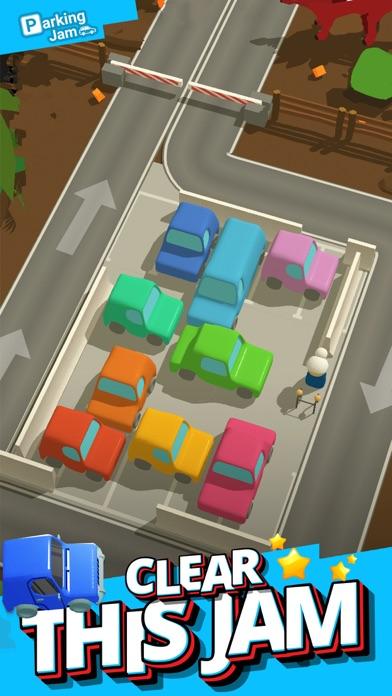 Parking Jam 3D iphone screenshot 1