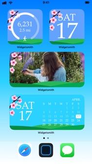 Widgetsmith iphone screenshot 1