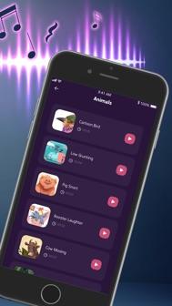 Funny Color Call & Ringtones iphone screenshot 4