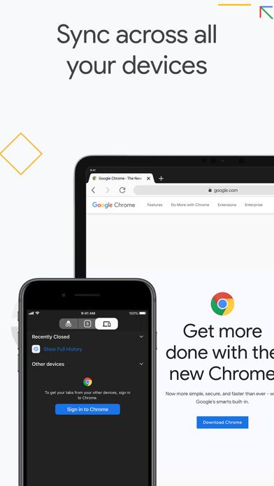 How to cancel & delete Google Chrome 0