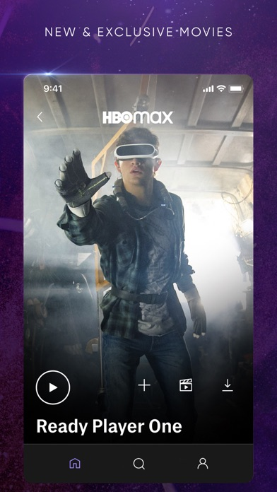 HBO Max: Stream TV & Movies iphone screenshot 3
