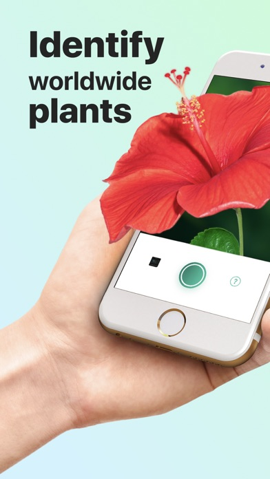 PictureThis - Plant Identifier iphone screenshot 1