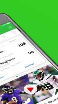 ESPN Fantasy Sports & More iphone screenshot 2