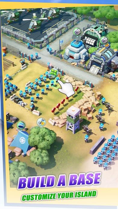 Top War: Battle Game iphone screenshot 4