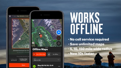 OnX Hunt: #1 GPS Hunting Map iphone screenshot 4