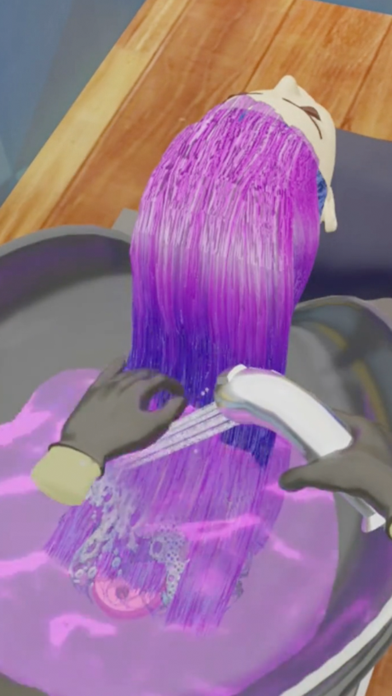How to cancel & delete Hair Dye! 0