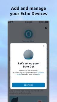 Amazon Alexa iphone screenshot 2