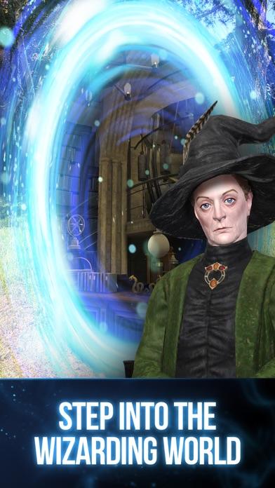 Harry Potter: Wizards Unite iphone screenshot 3