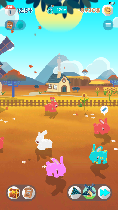 How to cancel & delete Bunniiies: The Love Rabbit 1