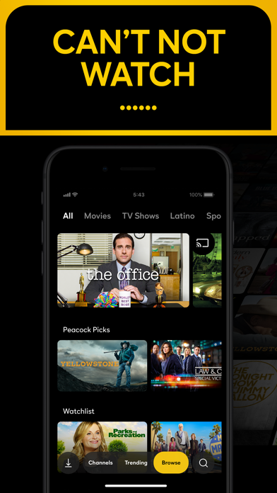 How to cancel & delete Peacock TV: Stream TV & Movies 0