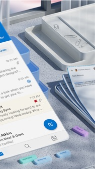Microsoft Outlook iphone screenshot 2