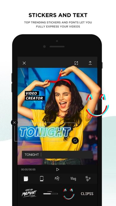 CapCut iphone screenshot 1