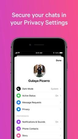 How to cancel & delete Messenger 2