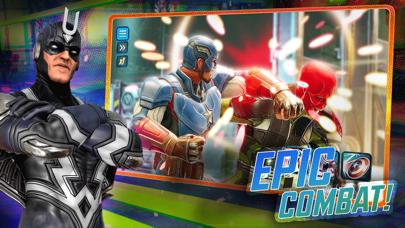 How to cancel & delete MARVEL Strike Force: Squad RPG 0