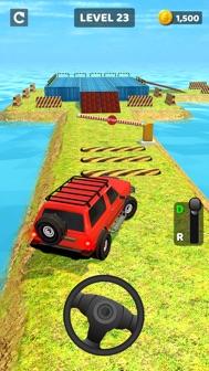 Real Drive 3D iphone screenshot 2