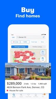 Zillow Real Estate & Rentals iphone screenshot 1