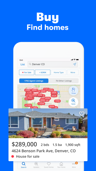 How to cancel & delete Zillow Real Estate & Rentals 1