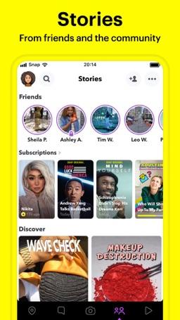How to cancel & delete Snapchat 3