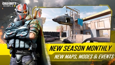 Call of Duty®: Mobile iphone screenshot 2