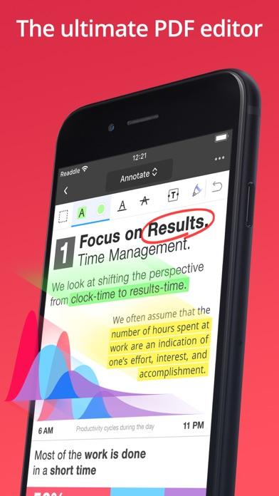 PDF Expert: PDF Editor, Reader iphone screenshot 2
