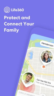 Life360: Find Family & Friends iphone screenshot 1