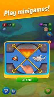 Fishdom iphone screenshot 1