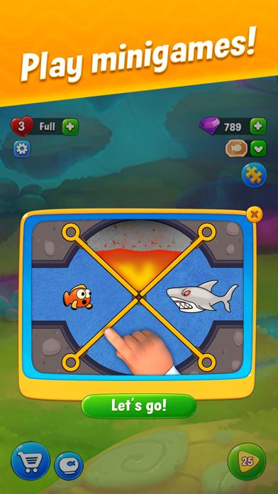 How to cancel & delete Fishdom 0