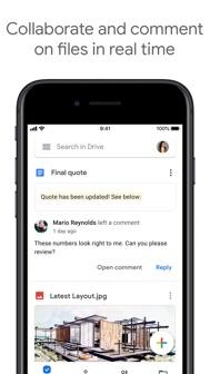 Google Drive iphone screenshot 4