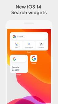 Google iphone screenshot 1