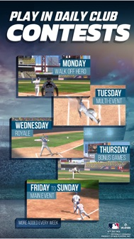 MLB Tap Sports Baseball 2021 iphone screenshot 4