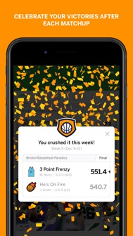 ESPN Fantasy Sports & More iphone screenshot 3