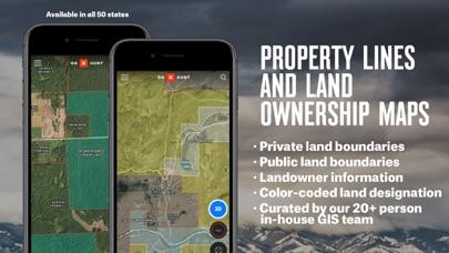 OnX Hunt: #1 GPS Hunting Map iphone screenshot 2