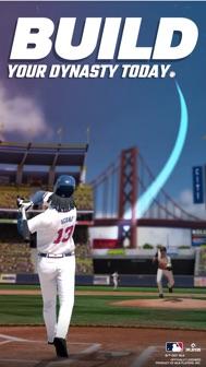 MLB Tap Sports Baseball 2021 iphone screenshot 1