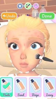 Makeover Studio 3D iphone screenshot 1
