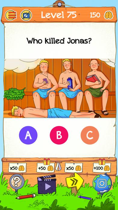 How to cancel & delete Braindom 2: Brain Teaser Games 1