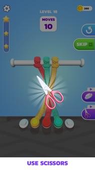 Tangle Master 3D iphone screenshot 2