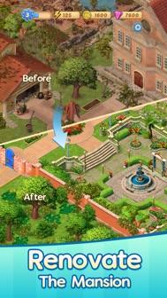 Merge Mansion iphone screenshot 1
