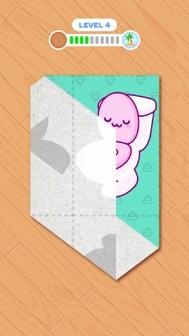 Paper Fold iphone screenshot 1