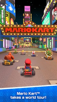 Mario Kart Tour iphone screenshot 4