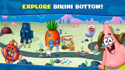 SpongeBob: Krusty Cook-Off iphone screenshot 4